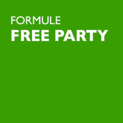 Formule Free Party