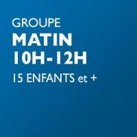 Entrée Matin (10h-12h)
