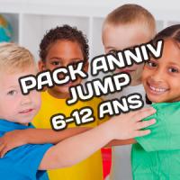 Pack Anniv Jump des petits