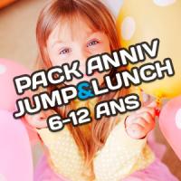 Pack Anniv Jump/Lunch Jump des Petits