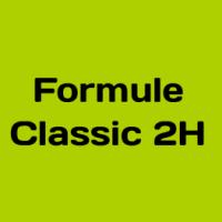 Formule Classic 2h